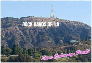 Rock Bands Hollywood